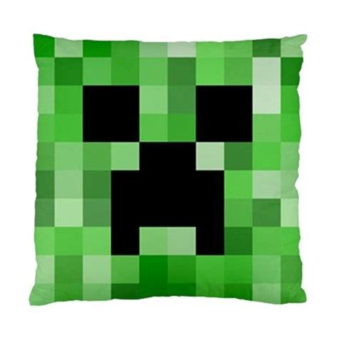 creeper throw pillow 24 99 gift for geeks