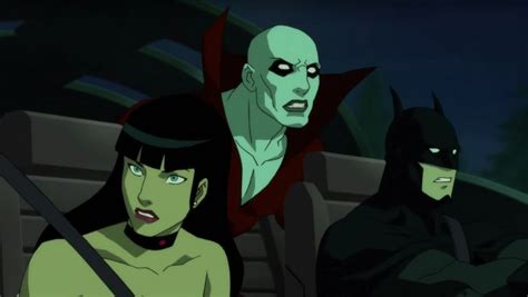 justice league animated film justice league dark trailer r rated adaptation shows
