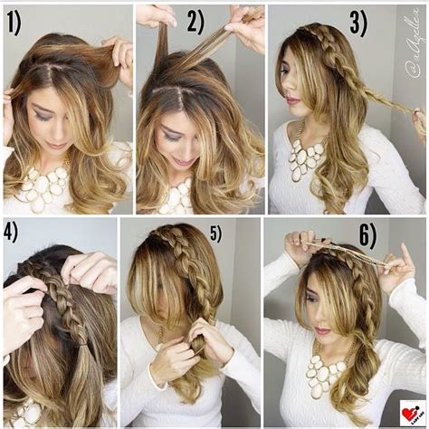 hairstyles to the side tutorial side dutch braid tutorial hairstyles how to