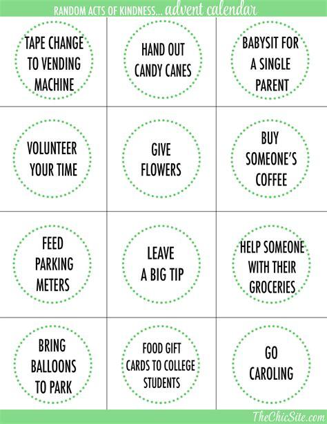 Do Your Calendar 8 Easy Diy Advent Calendars The Chic Site