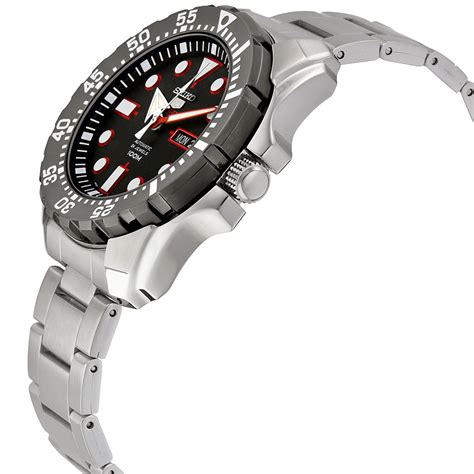 Seiko Automatic Snh029 Black Stainless Steel Original seiko 5 sports srp603k automatic black stainless