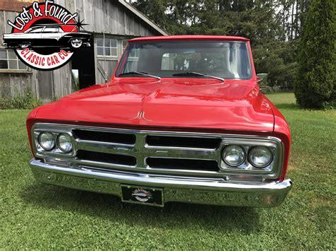 10 Box Truck For Sale - 1967 gmc box truck c10 for sale 89496 mcg