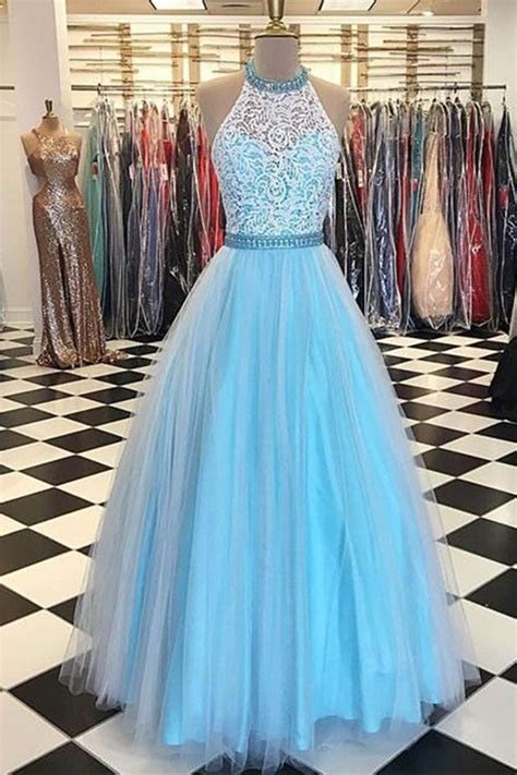 light blue and white dress best 25 light blue prom dresses ideas on pinterest prom