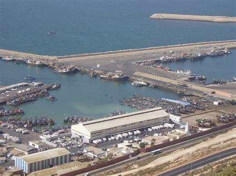 agadir port panoramio photo of port d agadir