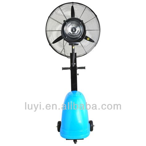 industrial fans with water mist cooling fan water fan industrial mist fan buy stand