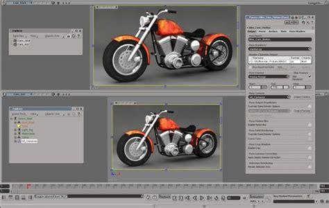 dise o 3d autodesk softimage 2011 animaci 243 n mejorada en el programa de dise 241 o 3d tuexpertoit