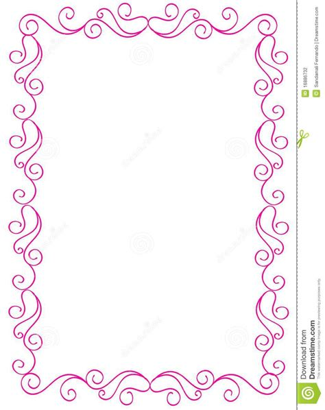 invitation card border templates 7 best images of background wedding border design free