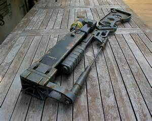This 163 395 replica fallout laser rifle will make you beg