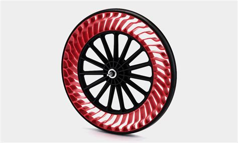 Bridgestone Airless Tires bridgestone airless bicycle tires cool material