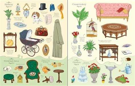doll house stickers victorian dollhouse sticker book