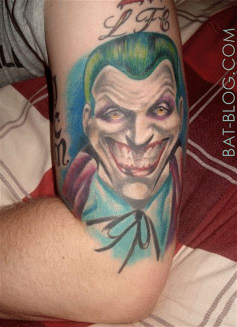 batman animated tattoo animated tattoos and designs page 27