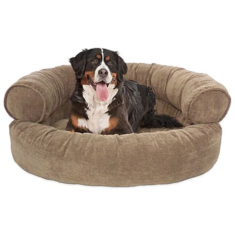 comfy couch pet bed buy orthopedic microvelvet comfy couch large pet bed in