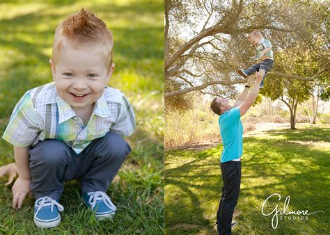 portrait of two year old boy with red curly hair stock family portrait at the park 2 year old birthday session