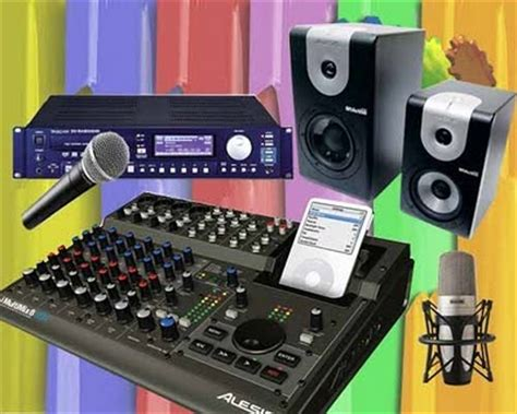 Jenis Dan Mixer Audio pengertian audio audio dan struktur mixer