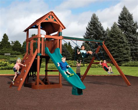2 swing swing set swingsets and playsets nashville tn adventure treehouse
