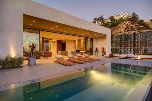 house design los angeles private house with a stylish interior in l a and a