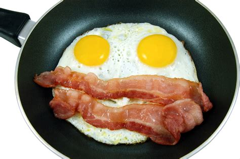 eggs and bacon pics