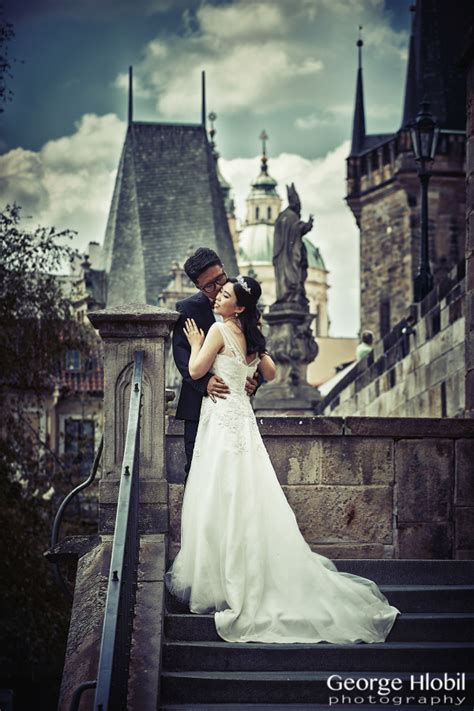 Best Wedding Photo by Prague Wedding Photographer George Hlobil Wedding