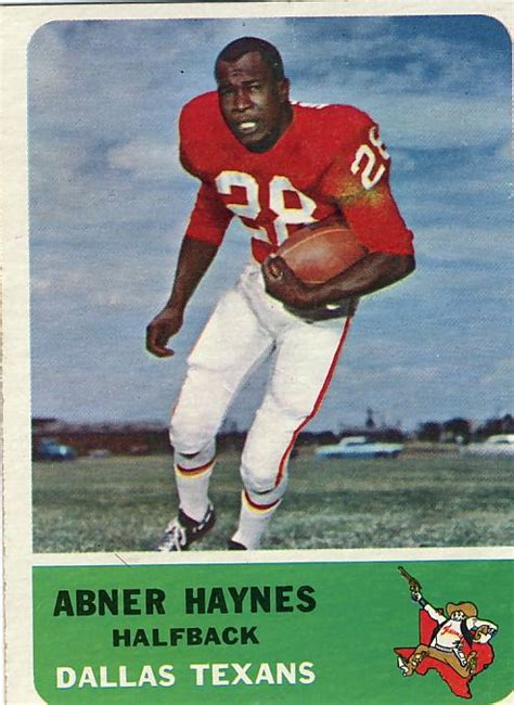 abner haynes 17 best images about defunct pro sports teams on pinterest