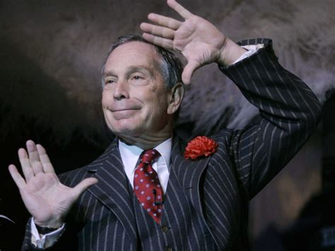 Bloomberg Search How Michael Bloomberg Went From Bond Trader To Billionaire Media Mogul Business Insider