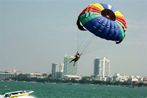 learn flying   air sports  pattaya