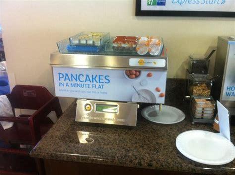 Pancake Machine G cool automatic pancake machine it picture of inn express suites