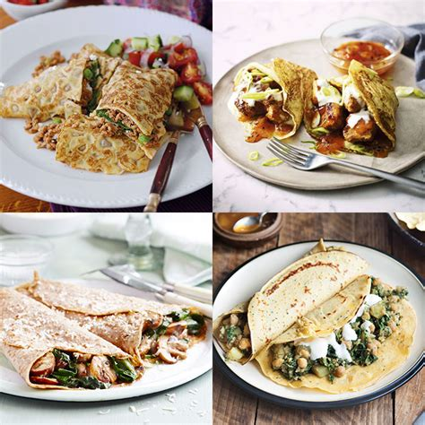 pancake day the best savoury recipes if you re planning a