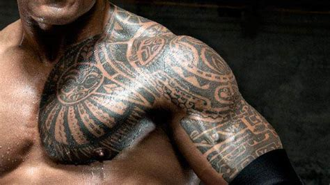 the coolest tattoos in wwe history wwe bulletin