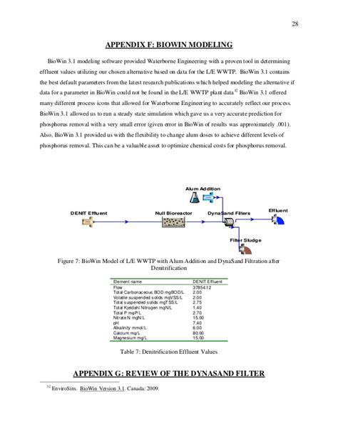 engineering design report sle waterborne engineering csu design report