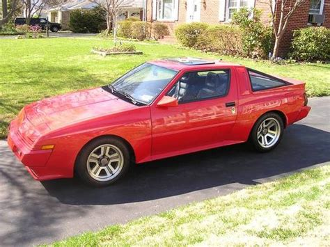 mitsubishi conquest one owner 41k mile 1989 chrysler conquest tsi bring a