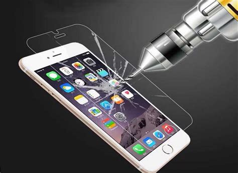 F48 Tempered Glass Iphone 6 for apple iphone genuine tempered glass screen