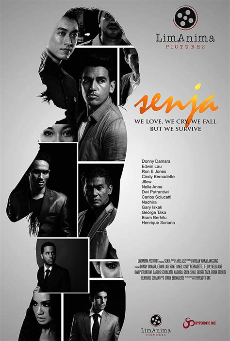 design cover film professional upmarket movie poster design for a company