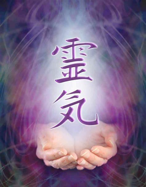 sending reiki healing energy healthy natured