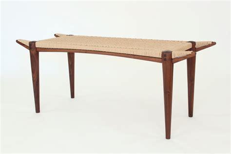 bench process danish cord bench process hamilton holmes