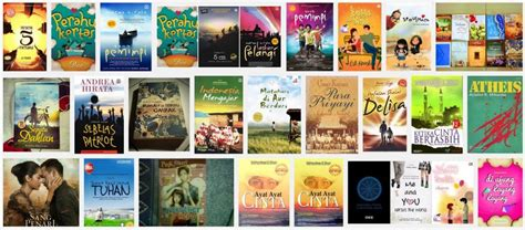 novel film indonesia romantis 5 novel romantis indonesia yang wajib baca dijamin kamu