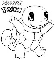 coloring books pokemon squirtle print free download