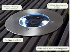 Projecteur solaire encastrable - Lidl — France - Archive ... Forte