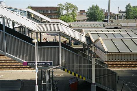 Garden City Station Welwyn Garden City