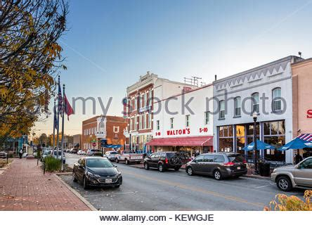 sam walton s first five and dime store in bentonville sam walton s first five and dime store in bentonville