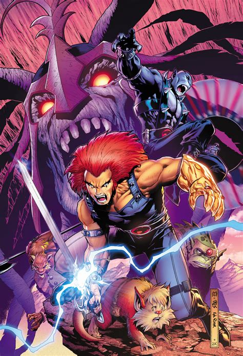 Dc Comics He Thunder Cats 4 March 2017 thundercats by xxnightblade08xx on deviantart