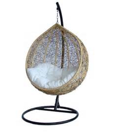 Stand for bedroom hanging chairs for bedrooms in egg style and wick
