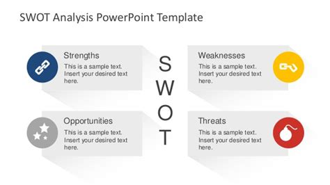 swot analysis powerpoint template animated swot analysis powerpoint template