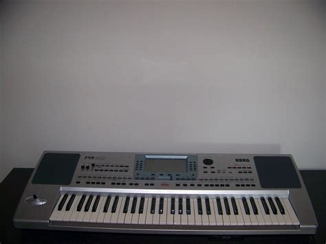 Keyboard Korg Pa50sd Second korg pa50sd image 104723 audiofanzine