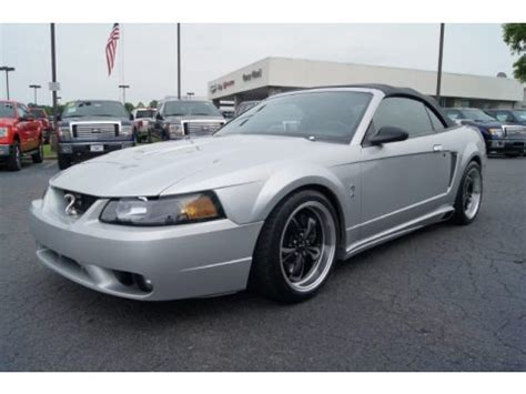 2001 mustang cobra specs 2001 ford mustang cobra convertible data info and specs