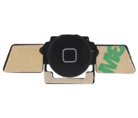 Home Button 2 2 3 home button assembly black