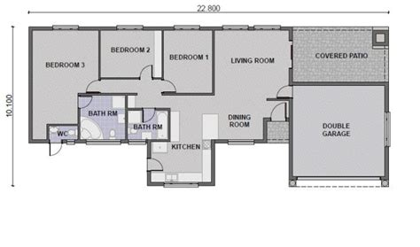 fantastic 3 bedroom house plan south africa small house free 3 bedroom house plans south africa www redglobalmx org