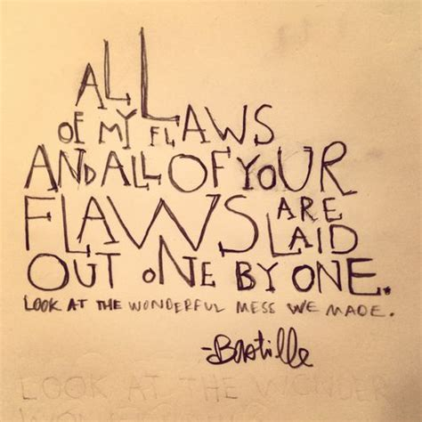 bastille flaws lyrics flaws bastille quotes