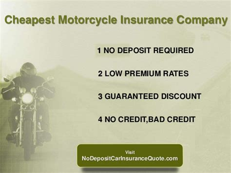 cheap motorcycle insurance quote  full coverage