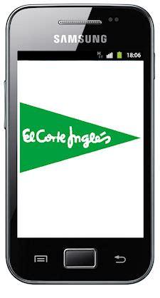 el corte ingles telefonos moviles libres el corte ingles descuenta el 18 en m 243 viles libres