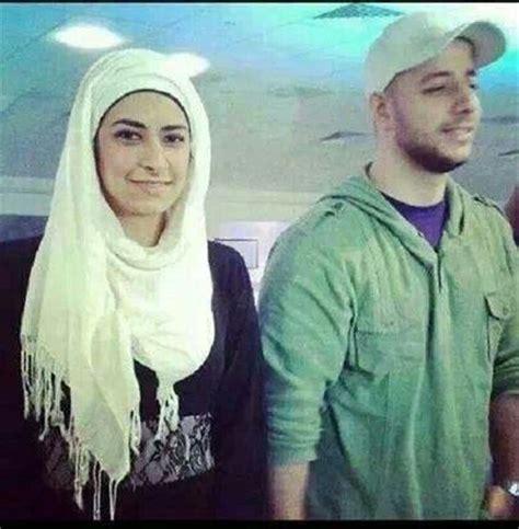 maher zaine et sa femme marocaine .chanteur arabe. | maher